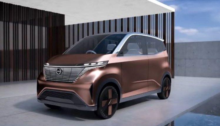 Nissan IMk detine tehnologii de ultima ora.