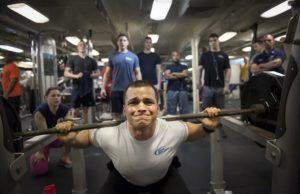 In antrenamentele de fitness se pot comite unele greseli.